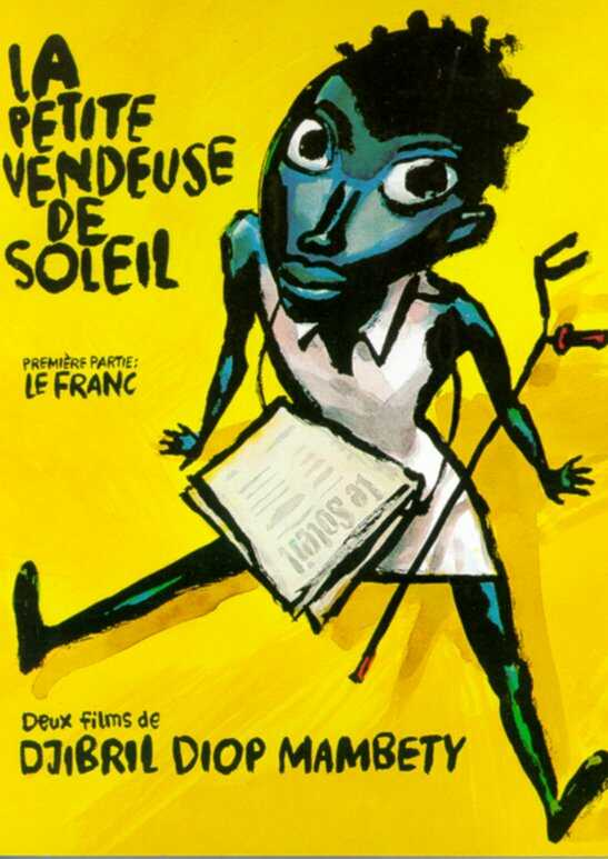 lapetitevendeusedesolei Djibril Diop Mambéty   La Petite vendeuse de soleil AKA The little girl who sold the Sun (1999)