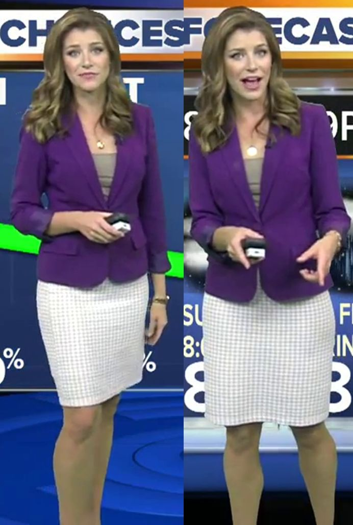 Kait Parker weather channel