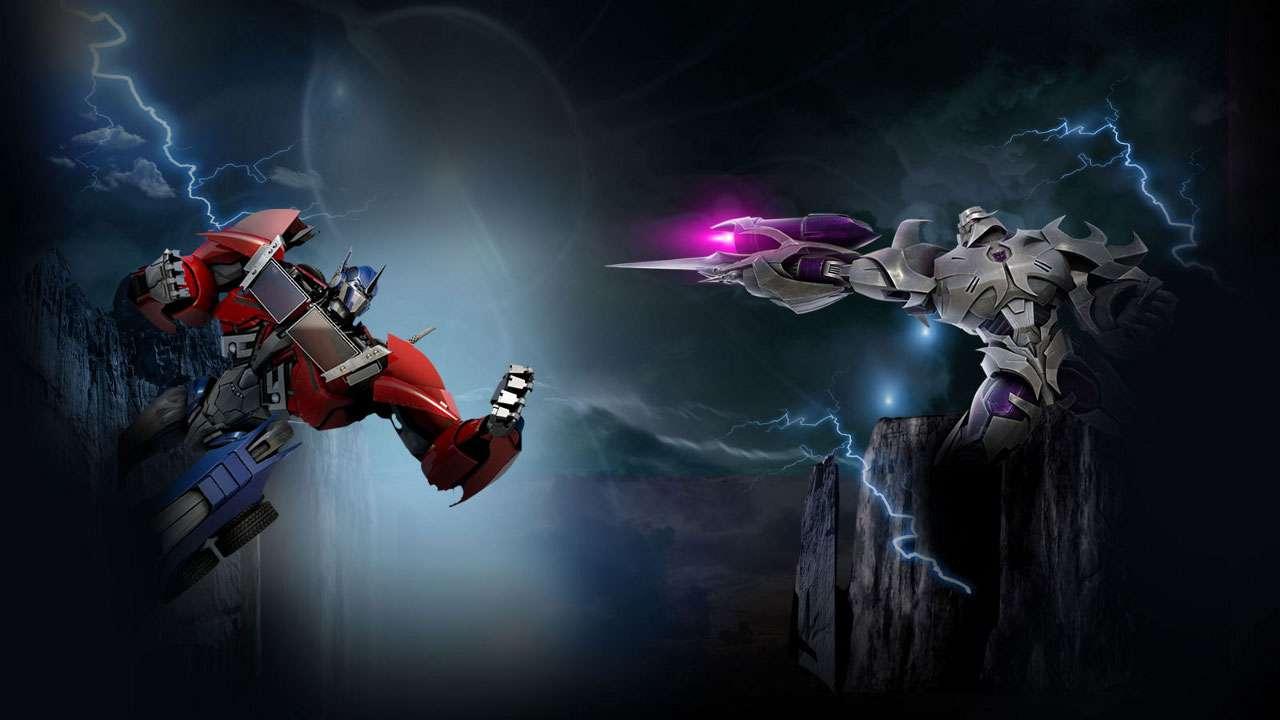 Transformer Prime Season 2 (2011)