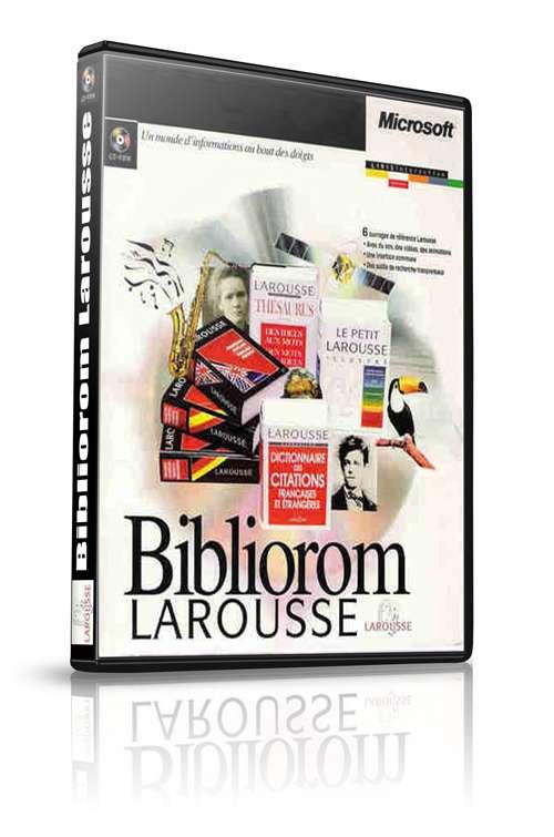 [Multi]  Bibliorom larousse