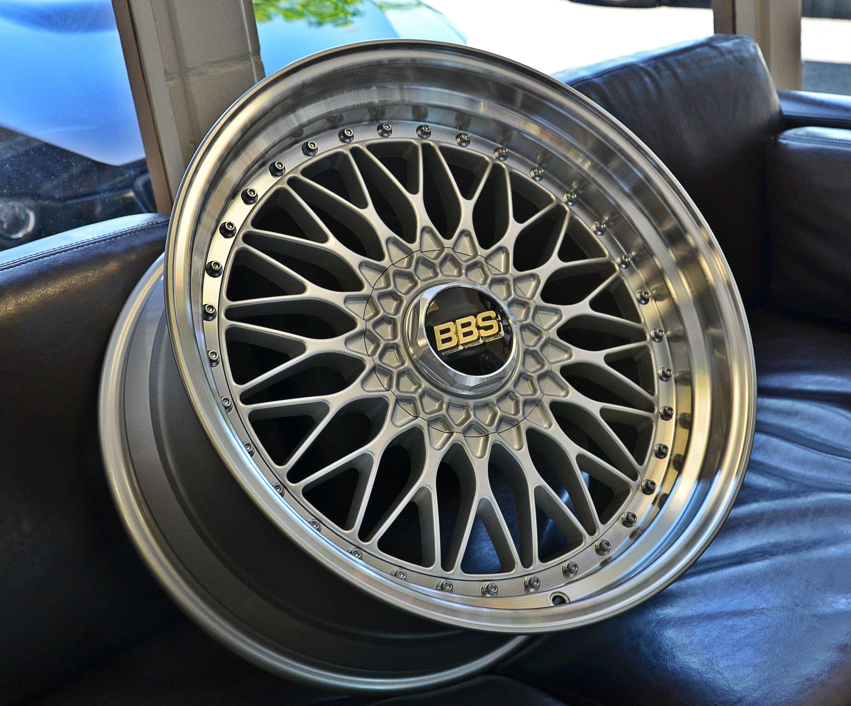 Bmw Baton Rouge >> BBS Super RS. Teaser Content ITT.