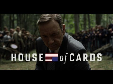Trailer de la Segunda Temporada de House of Cards